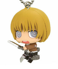 Attack on Titan Armin Mascot Key Chain Anime Manga Licensed MINT