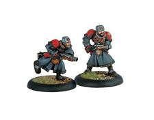 Warmachine BNIB - Khador Winter Guards (2)