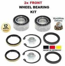 FOR SUZUKI ALTO EF MK III 1.0 1994-2002 NEW 2x FRONT WHEEL BEARING KIT