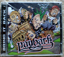 PAYBACK - Bring it Back CD NEU # Madball Agnostic Front Sick of it All Cro Mags