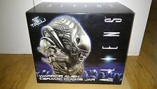 *ALIENS WARRIOR ALIEN CERAMIC COOKIE JAR DIAMOND SELECT BATMAN SUPERMAN PREDATOR