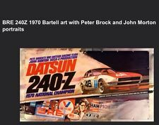 BRE Datsun 240Z 1970 National Champion 1970 -Car Poster! Own It!