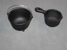 "1/6 scale resin cast- ""cast-iron"" Cook Kettle set for Ultimate Soldier or Dragon"
