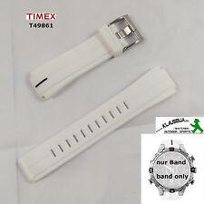 Timex braccialetto di ricambio t49861-Orologio di ricambio sostituzione CAMBIO ORIGINALE E-Tide & Temp
