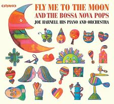 Joe Harnell: Fly Me To The Moon + More Bossa Nova Pops (2 Lps On 1 Cd)