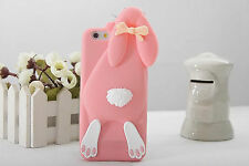 For iPhone Samsung HTC LG Nexus 5 Silicone Cell Phone Case Cover Cartoon Animal