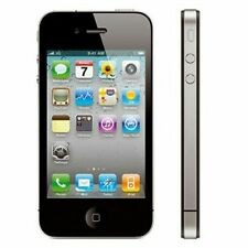 APPLE  IPHONE  4S - 16 GB - BLACK  -  FAST SHIPPING - IMPORTED - FACTORY UNLOCK