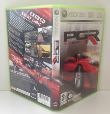 XBOX 360 PGR 3 ***MIB*** XBOX360 PAL 2 Project Gotham Racing 3