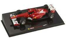 Hot Wheels Elite Ferrari 150 Italia Turkish GP 2011 Fernando Alonso 1/43