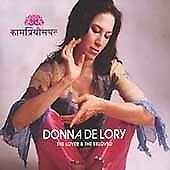 De Lory, Donna The Lover and the Beloved CD