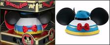 "Disney MouseKeEars Mouseketeers Donald Duck Mini Hat LE Fits 18"" Dolls Park Excl"