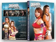 Official Shimmer Women Athletes Volume 42, Female Wrestling Event DVD