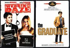 Wedding Daze (DVD, 2009) & The Graduate (DVD, 2005)