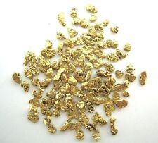 Alaskan Yukon BC  Gold Nuggets  14-12 Mesh 1/10 Troy Oz 3.1 Grams or  2 DWT