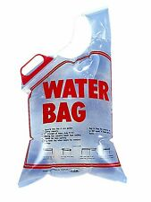 Stansport 2 Gallon Water Bag for Supply Storage Camping Hiking Outdoor Survival