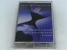 The Whispers - Just Gets Better With Time - Cassette - SEALED 4XT72554