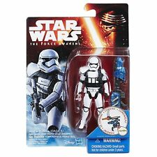 Star Wars The Force Awakens 3.75-Inch 1st order Stormtrooper Squad Leader