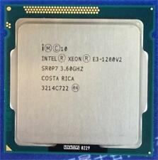 CPU INTEL XEON QUAD CORE PROCESSOR E3-1280V2 3.6GHZ 8MB CPU