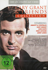 DOPPEL-DVD NEU/OVP - Cary Grant and Friends Classic Collection - 6 Filme