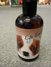 Eye Envy NR Dog Cat Pet Tear Stain Remover Liquid Solution Removal System 8 oz