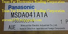 MSDA041A1A-Panasonic AC Servo Driver In Stock-Free Shipping(900$USD)