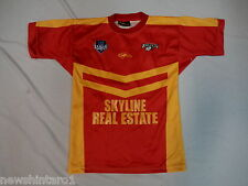#HH1. SMALL  BELROSE EAGLES RUGBY LEAGUE PLAYER'S JERSEY
