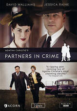 Agatha Christie's Partners In Crime New DVD! Ships Fast!