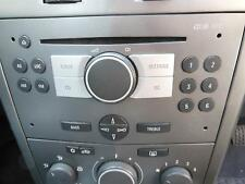 HOLDEN ASTRA RADIO/ CD PLAYER FACTORY, AH, 6 BUTTON ON RIGHT HAND SIDE, 09