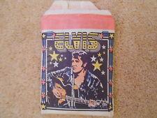 ELVIS TRADING CARDS PACK - 5 CARDS MONTY GUM HOLLAND