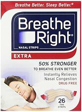 Breathe Right Nasal Strips Extra 26 Each