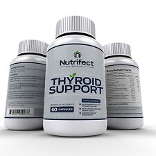Premium Thyroid Support - Complete Formula to Help Weight Loss & Improve Energy