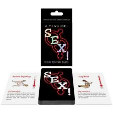 SEX! CARD GAME ADULT FUN PARTY NAUGHTY GIFT Sex Aid Card