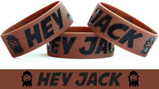 Hey Jack Wristband Funny Bracelet Duck Call Silly Merchandise Wrist Band Dynasty