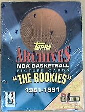 1993 Topps Archives NBA Basketball Cards Factory Sealed Box Michael Jordan 10??