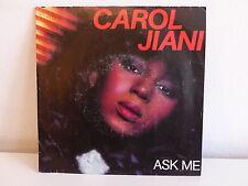 CAROL JIANI Ask me 721698