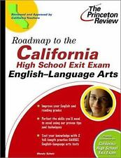 Roadmap to the California High School Exit Exam: English-Language Arts-ExLibrary