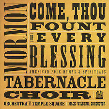 Come Thou Fount of Every Blessing by Mormon Tabernacle Choir