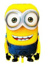 92*65cm BIG SIZE Foil Balloon Despicable Me Minions Birthday New Year Decoration