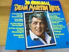 DEAN MARTIN 20  0RIGINAL HITS  LP MINT--