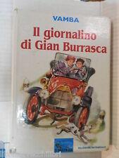IL GIORNALINO DI GIAN BURRASCA Vamba RCS I capolavori Gulliver 1995 narrativa di