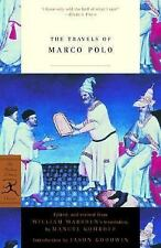 The Travels of Marco Polo (Modern Library Classics), Polo, Marco, Good Condition
