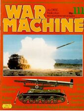 WAR MACHINE 111 MULTIPLE ROCKET LAUNCHER SYSTEMS MLRS / LEBANON / GULF WAR