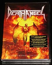 Death Angel: Sonic German Beatdown - Live In Germany DVD 2009 Nuclear Blast NEW