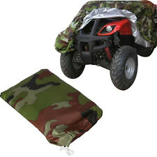 Camouflage Camo ATV 4 Wheeler Storage Cover Fits For Polaris Sportsman 500 600