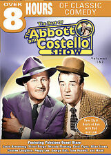 The Best of the Abbott & Costello Comedy DVD