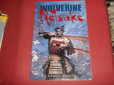 WOLVERINE : NETSUKE  #1 George Pratt  Marvel Comics 2002 NM