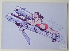 Carte postale Aqua dream, Denis Sire ,  postcard