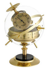 Sputnik Barometer Weather Station, Brass