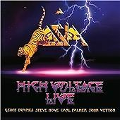 Asia - High Voltage Live (2014)  Deluxe CD+DVD  NEW/SEALED Digipak  SPEEDYPOST