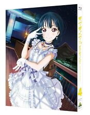 New Love Live Sunshine Vol.4 First Limited Edition Blu-ray CD Booklet Card Japan